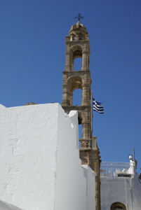 Lindos Church
